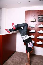 chris brown shoe collection