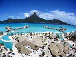 french polynesia resort