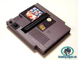games cartridge