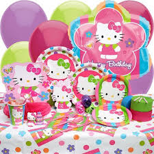 hello kitty party themes
