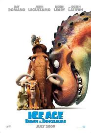ice age 3 movie poster