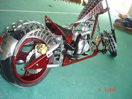 loncin mini chopper