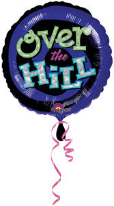 over the hill balloon