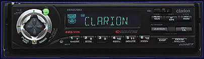 clarion vrx6570rz