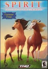 spirit stallion of the cimarron forever free