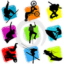 sports vector images