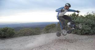 motorized board