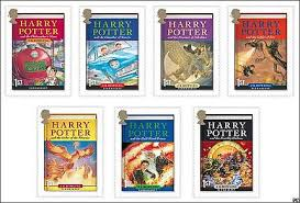 british harry potter books