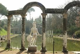 hadrian villa tivoli