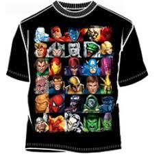 marvel tee shirt