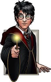 harry potter wizard