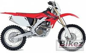 05 crf 250