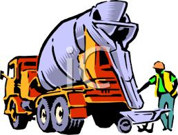 cement mixers trucks