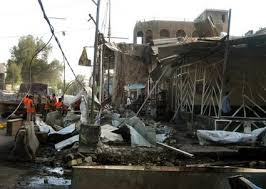iraq bombing pictures