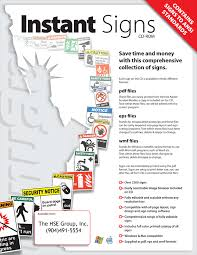 hse safety signs