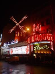 moulin rouge in france