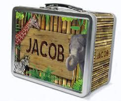boy lunch box