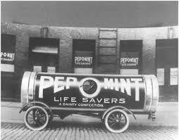 lifesavers pepomint