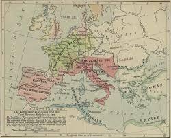los reinos europeos