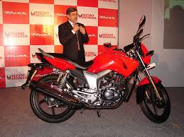 new bikes of hero honda