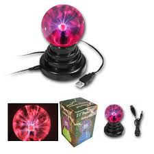 electric plasma ball