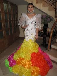 filipino national costume