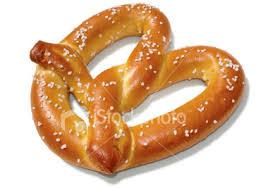 frozen pretzels