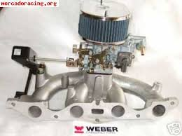 carburador weber 32