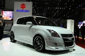 suzuki swift wheels