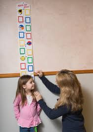pediatric charts