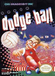dodge ball nes