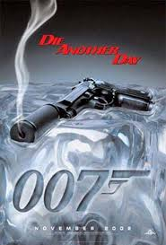 007 movie posters
