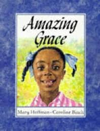 amazing grace books