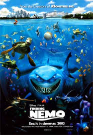 finding nemo movie posters