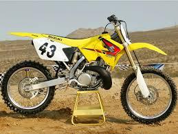 2005 rm250