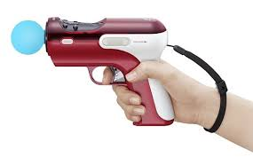 playstation guns