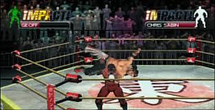 psp wrestling