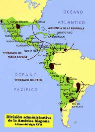 colonias americanas
