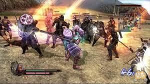 psp samurai warrior