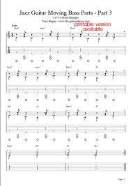 jazz guitar instruction