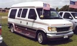 ford econoline 1993