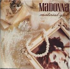 madonna material girl cd
