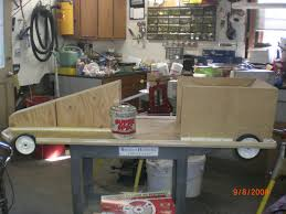 soap box derby car design
