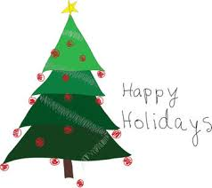 christmas tree free clip art