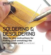 instructions soldering