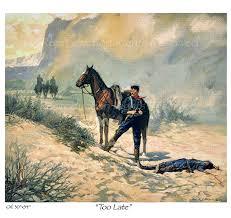 american civil war painting