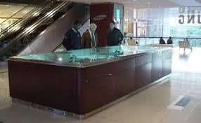 lobby table