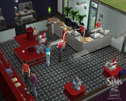 sims business