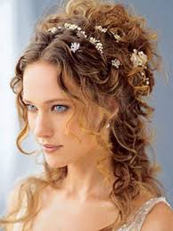 curly prom hair updos