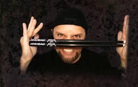lars ulrich drumstick